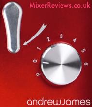 Andrew James 5.2 Mixer Controls