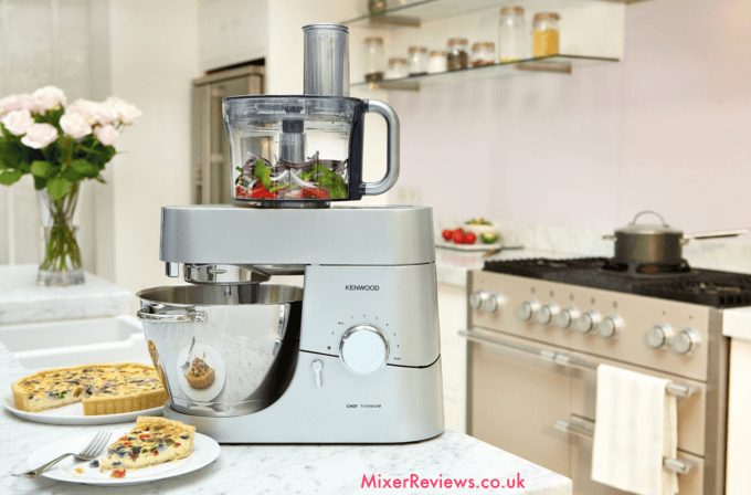 Mixer Food Processor Attachment