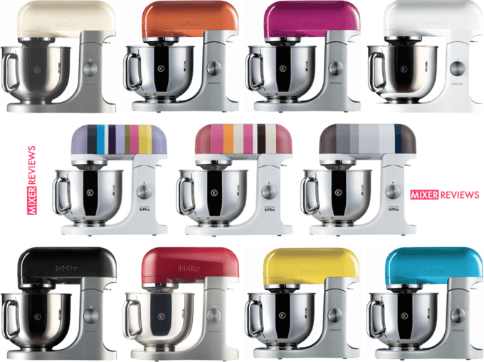 Kenwood kMix Colours