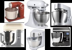 stand mixers comparison