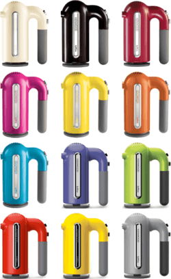 Kenwood kMix Hand Mixer Colours